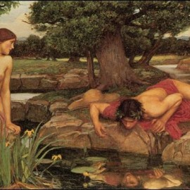 Waterhouse Narciso Eco